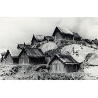 Village Tanala du district d'Ambositra