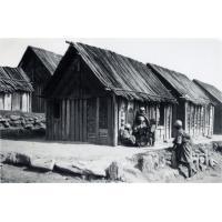 Village Tanala (tribu de la forêt)