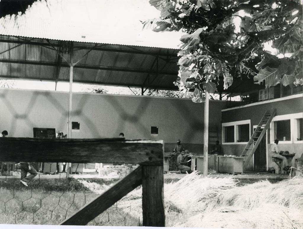 Village artisanal protestant / non identifié (1940/1970)