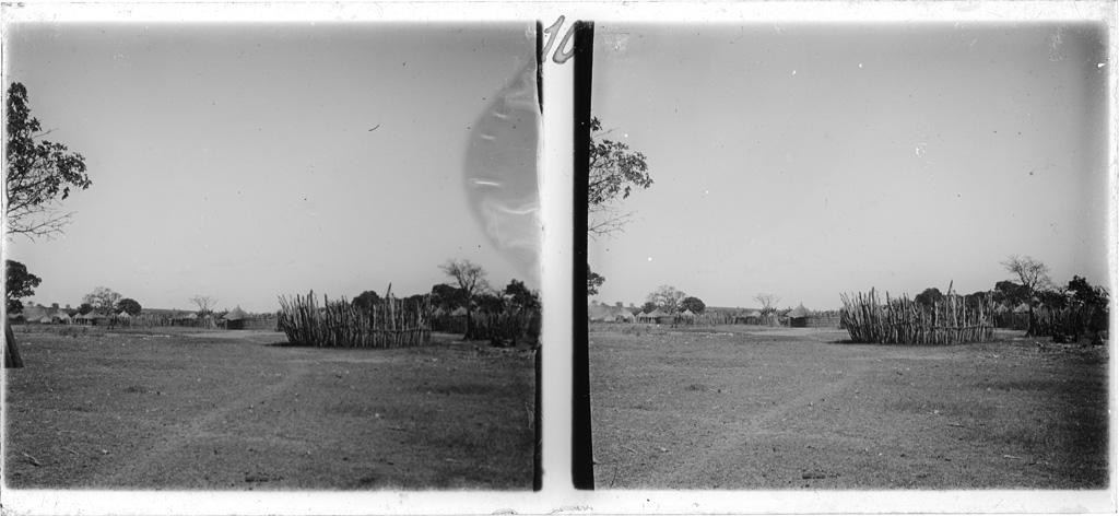 Village au Mokulo (plaine)
