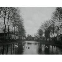 [Village d'Asnières-les-Bourges - étang]