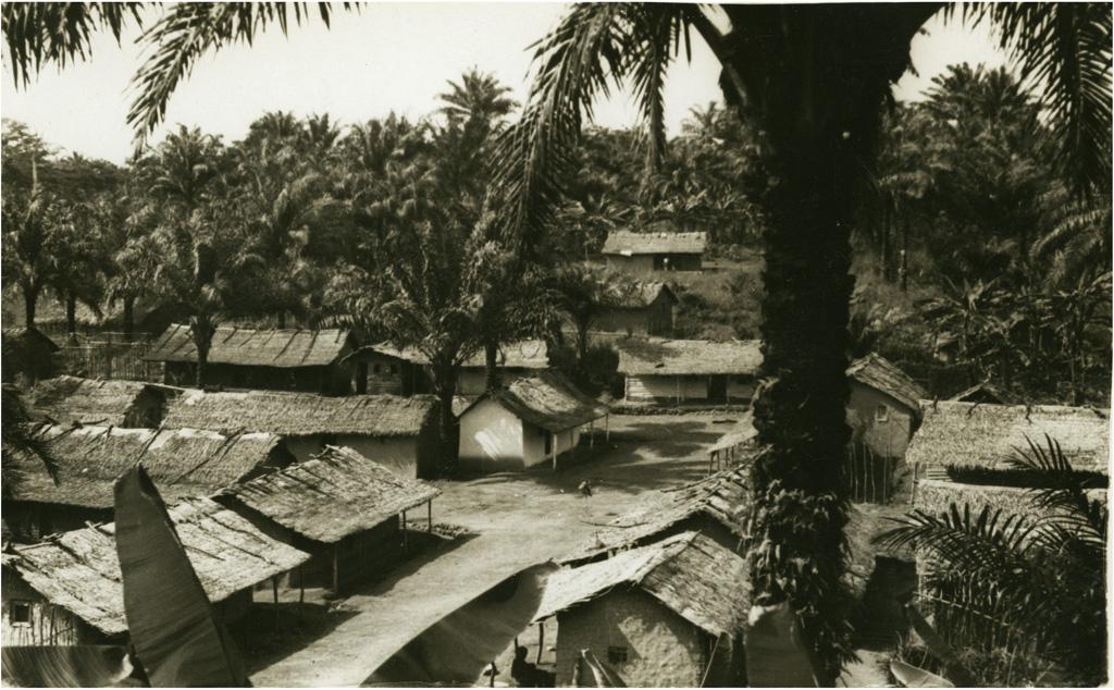 Village des étrangers