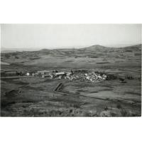 Village malgache sur les plateaux du Vakinankaratra