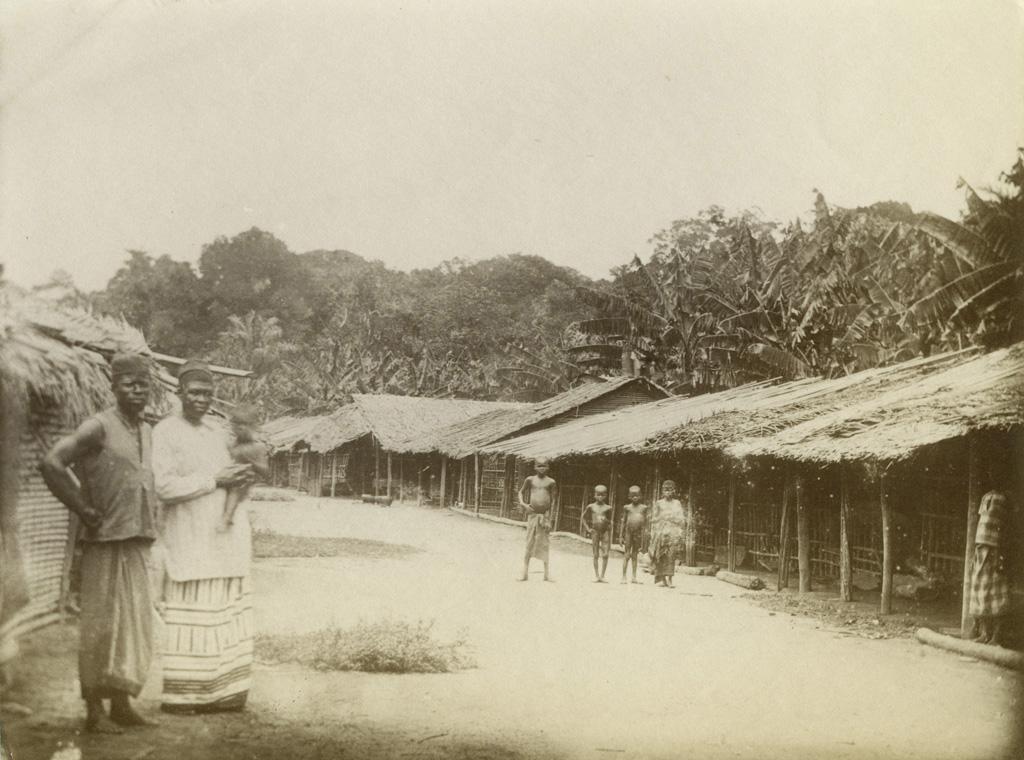 Village pahouin