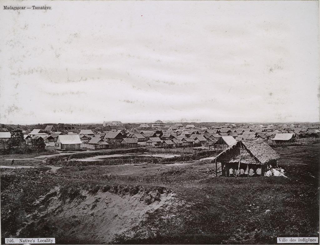 Ville des indigènes
