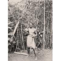 Violoniste malgache