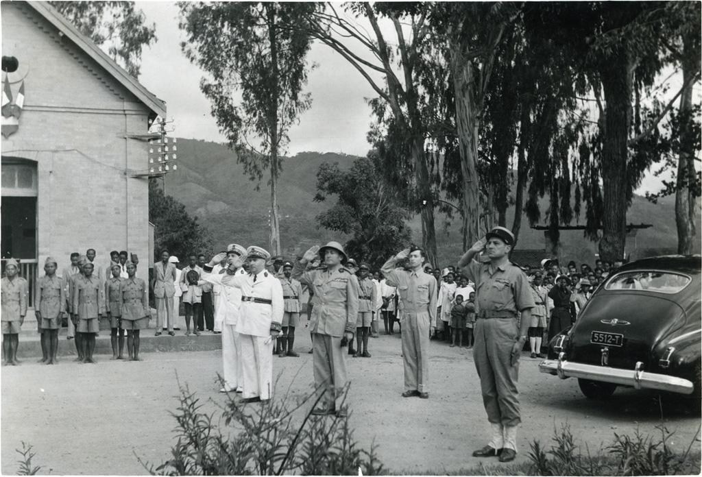 Visite du gouverneur général