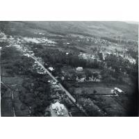 Vue aérienne de Moramanga