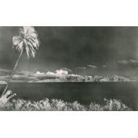 Vue de l'île de Moorea
