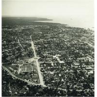 [Vue générale de Douala]