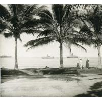 Vue sur la rade de Tamatave