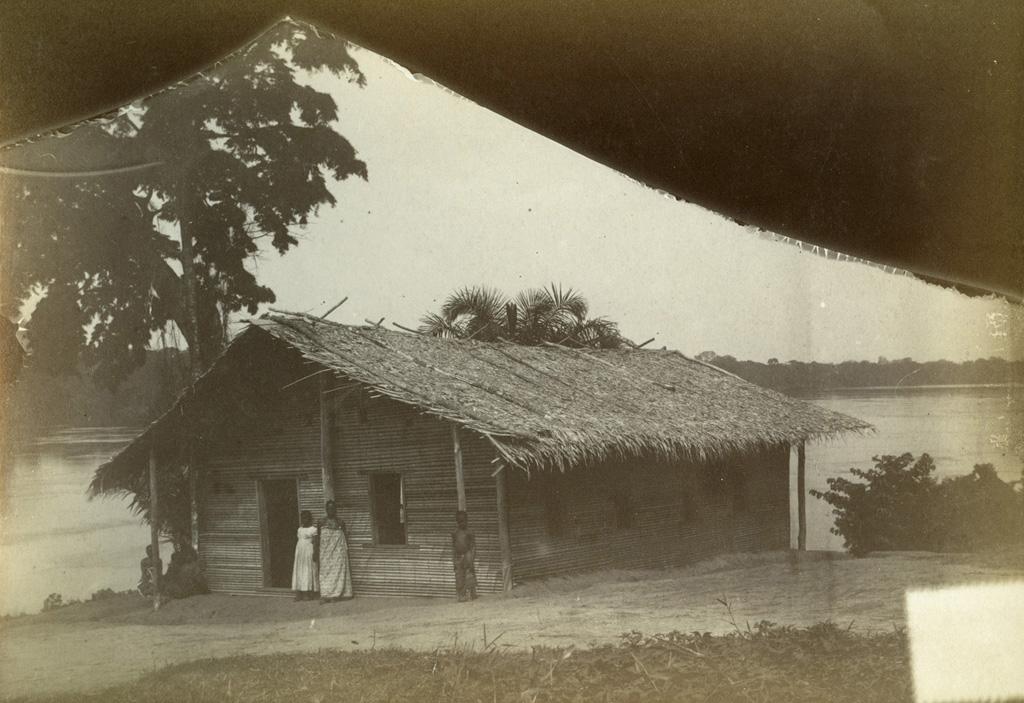 Wombiha près Lambaréné