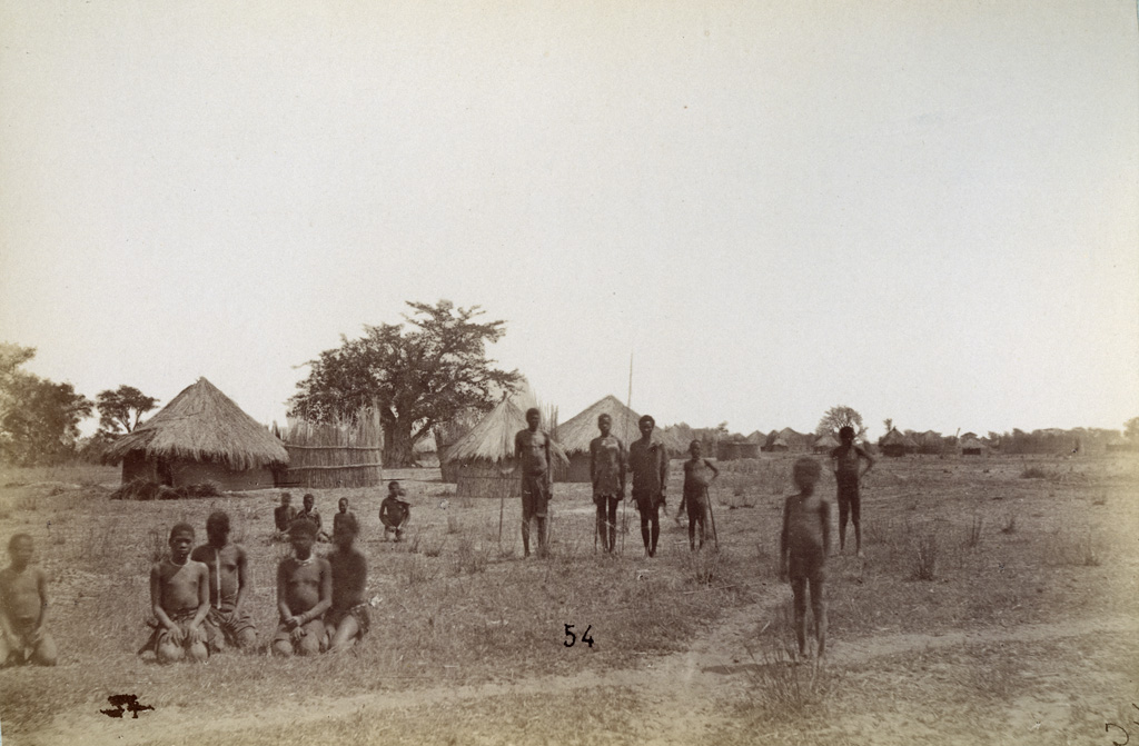 Zambèze, à Seshéké, notre logis