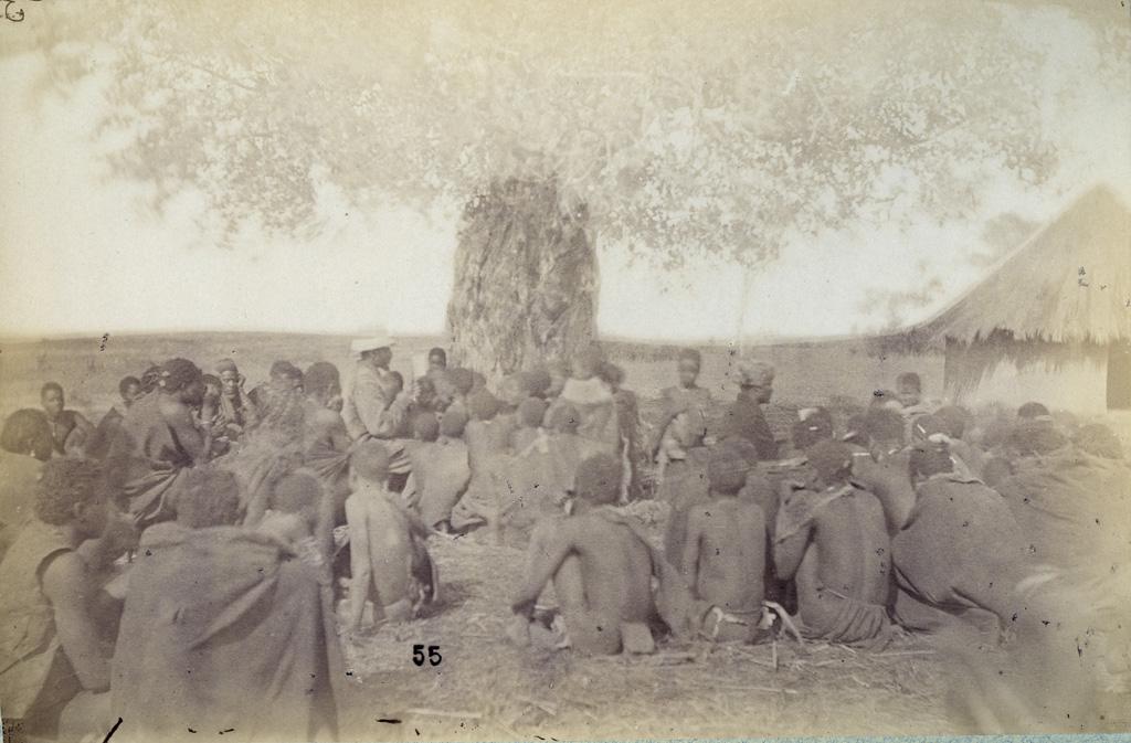 Zambèze, l'école d'Aaron, Seshéké